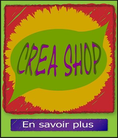 En quoi consiste crea-shop.com?